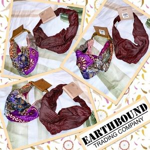 🌻 Earthbound Headband Pack of Two 🌻